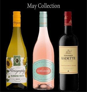 May Curated Collection - Trio South African Wines